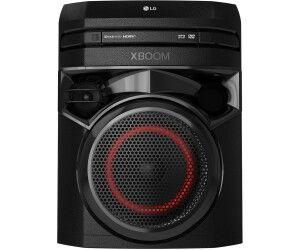 LG XBOOM ON2 Onebody Soundsystem (CD/DVD, USB/HDMI, Bluetooth, Karaoke Funktionen) [Galaxus]