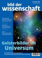 Bild der Wissenschaft Halbjahresabo (7 Ausgaben) für 41,20 € mit 40 € BestChoice-Gutschein/ 35 € Amazon-Gutschein