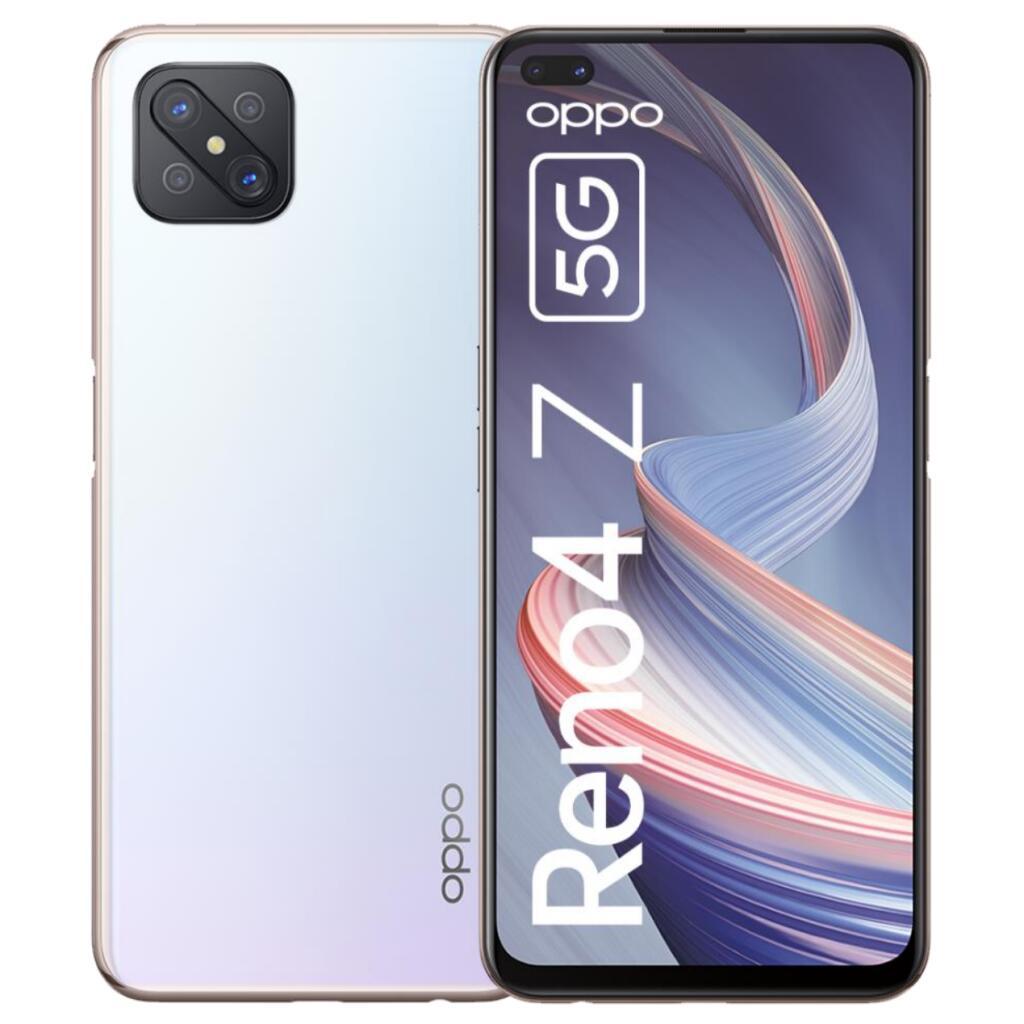 Oppo Reno4 Z 5G (128GB) mit 7GB LTE Blau Allnet XL Tarif für 29€ ZZ & mtl. 14,99€ od. 9GB Tarif für 49€ ZZ + mtl. 17,99€ [o2-Netz]
