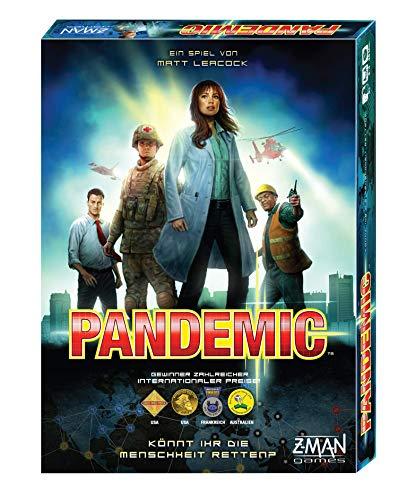 [Prime] Asmodee PANDEMIC - Pandemie Grundspiel, Familienspiel, Brettspiel, Deutsch