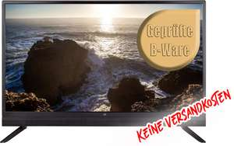 """[JTC Online Shop] B-Ware 32"""" HD LED TV Nemesis 3.2 Sound mit integrierter Soundbar für 69 Euro oder 43"""" UHD Sound für 129 Euro"""