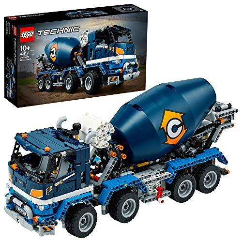 [Amazon.uk] LEGO 42112 Technic Betonmischer-LKW, Bauset (1.163 Teile)