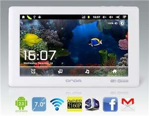 ONDA A10  7 Inch Android Tablet Wi-Fi  1.5GHz 512 RAM for € 39,73  @ Focalprice