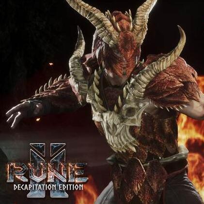 [Steam] RUNE II: Dragon Armor Set (DLC) kostenlos bis zum 1. Januar