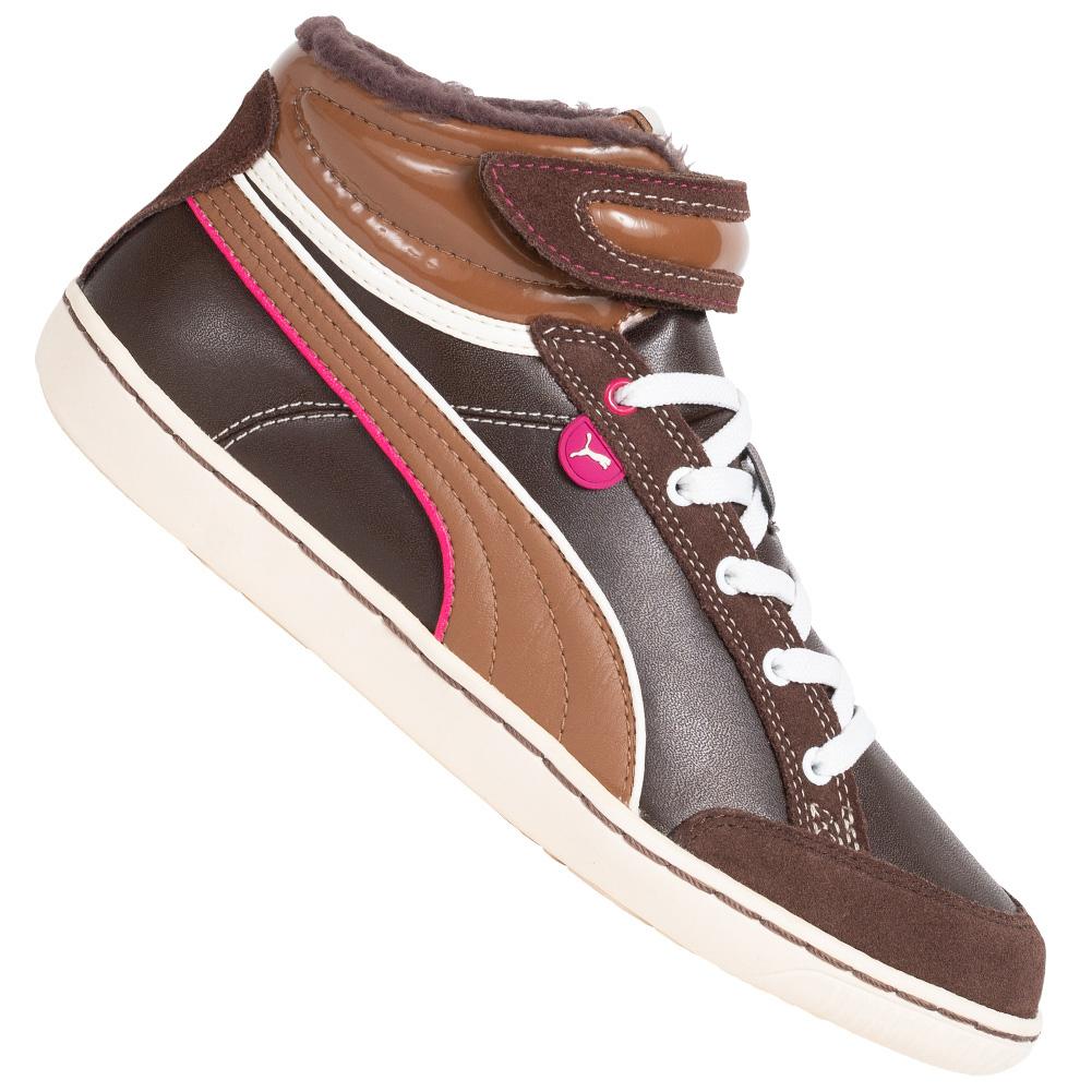 Puma Avila Mid Damen Winter Sneaker (Größen 36 bis 41)