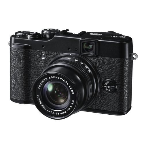 Kompakte Digitalkamera Fujifilm X10 mit etwa 15% Ersparnis bei amazon.co.uk