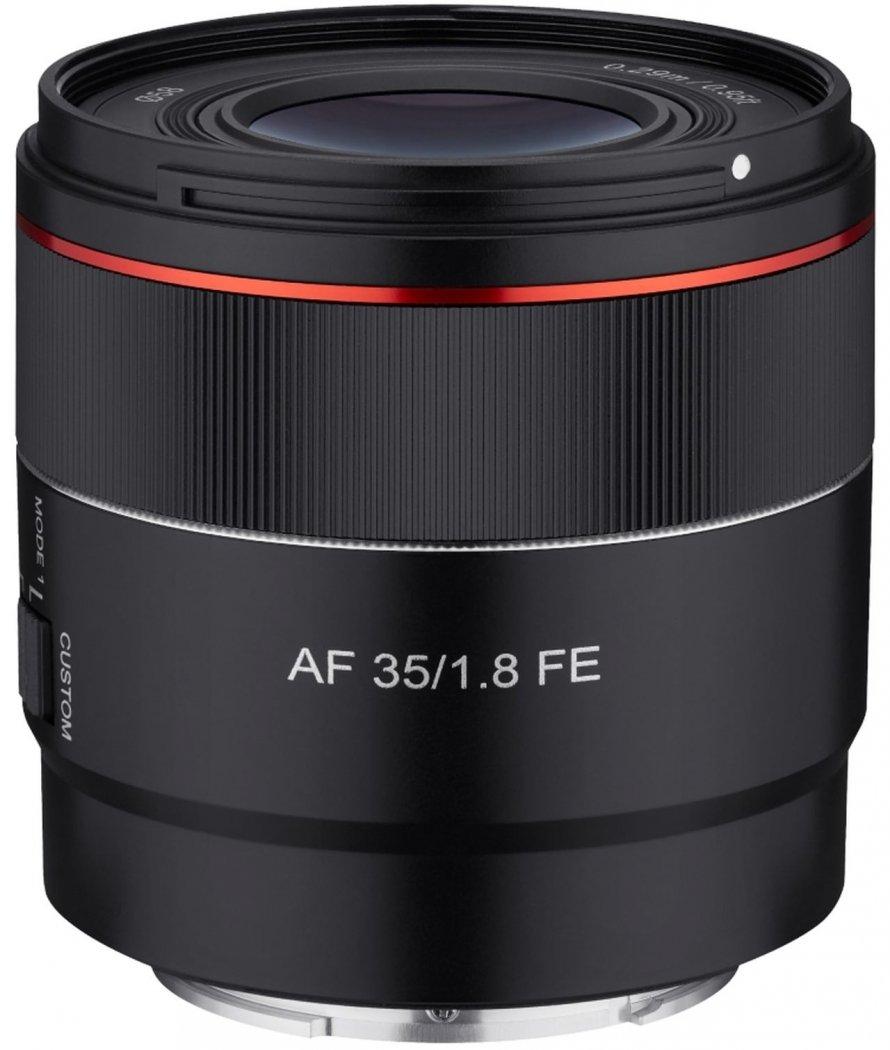 Samyang AF 35mm f1,8 FE Objektiv für Sony E Mount