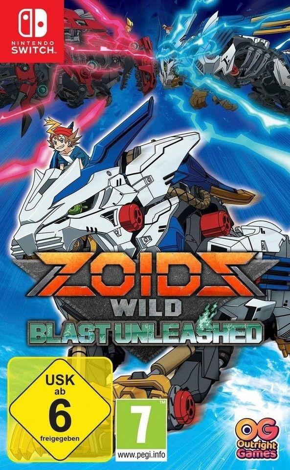 Zoids Wild: Blast Unleashed (Switch) [Mediamarkt Abholung]