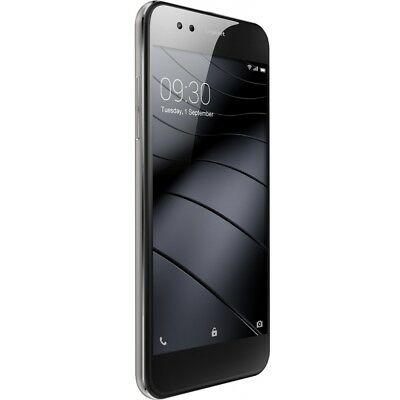 Gigaset ME Pro 32GB black Android Smartphone Handy ohne Vertrag LTE/4G WiFi