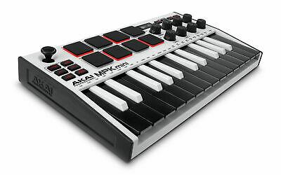 Akai MPK Mini MK3 Midi Controller Keyboard