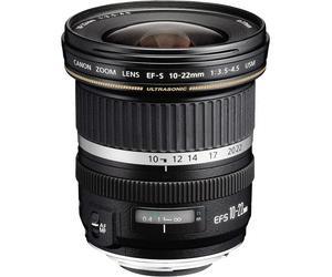 Canon EF-S 10-22mm 1:3,5-4,5 USM: Objektiv für Canon APS-C DLSRs