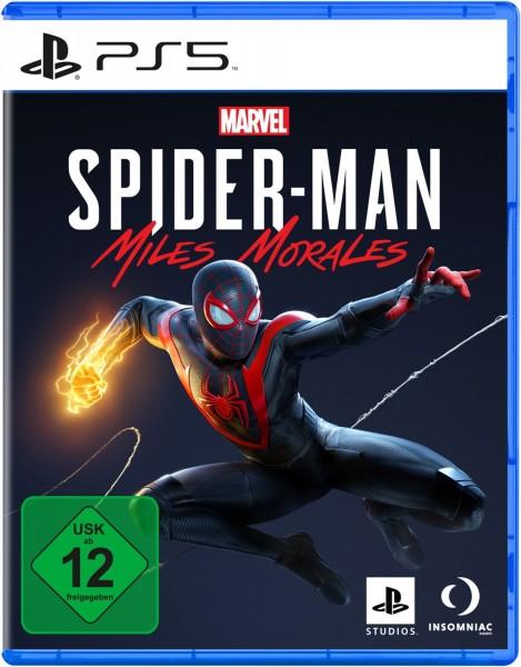 Marvel's Spider-Man: Miles Morales - PlayStation 5 bei euronics (mit/über 5€ Newslettergutschein)