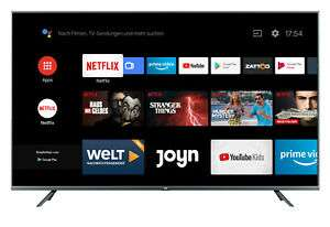 "Xiaomi Mi Smart TV 4S 55"" (4K UHD, Triple Tuner, Android TV 9.0, Prime Video / Netflix) für 305,31 bei Abholung [Media Markt]"