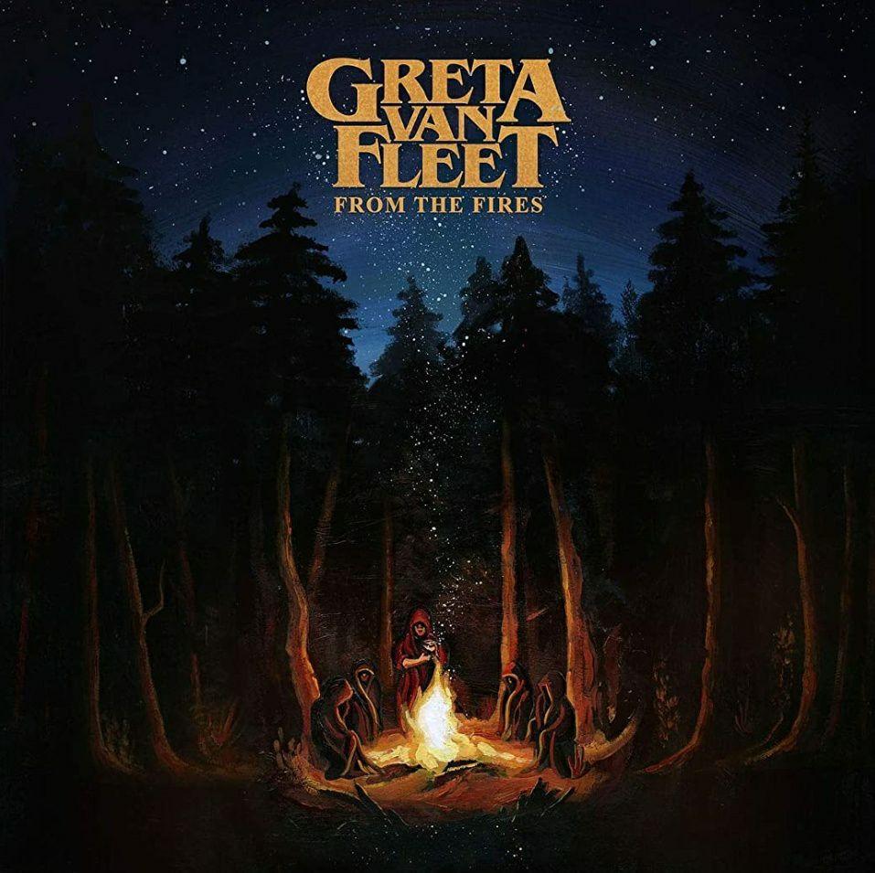 Greta Van Fleet - From The Fires (Vinyl LP)