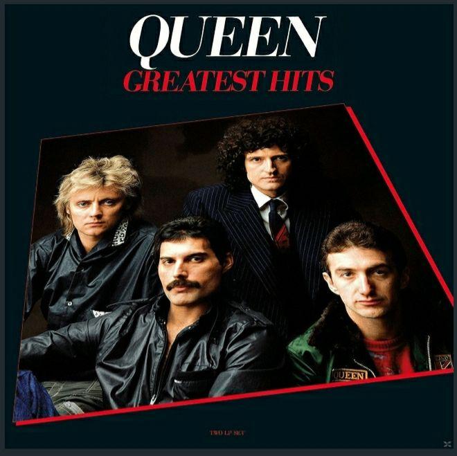 [PRIME] LP Vinyl Schallplatte Queen Greatest Hits Remastered 2011