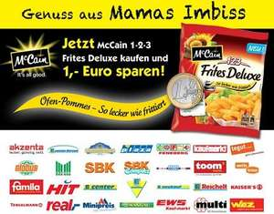 [real bundesweit] McCain Frites Deluxe 11 Cent ab dem 11.02.2013 (mit McCain Coupon)