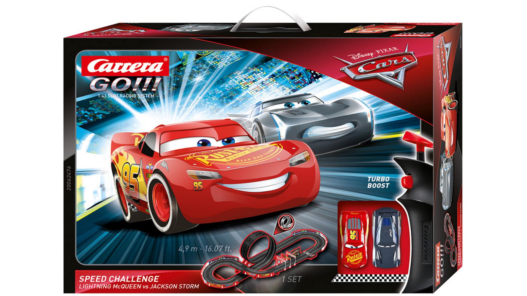 [Müller - Filial+Filiallieferung] Carrera GO!!! - Disney·Pixar Cars - Speed Challenge