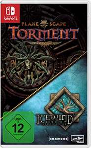 [Saturn] Planescape: Torment & Icewind Dale Enhanced Edition Nintendo Switch