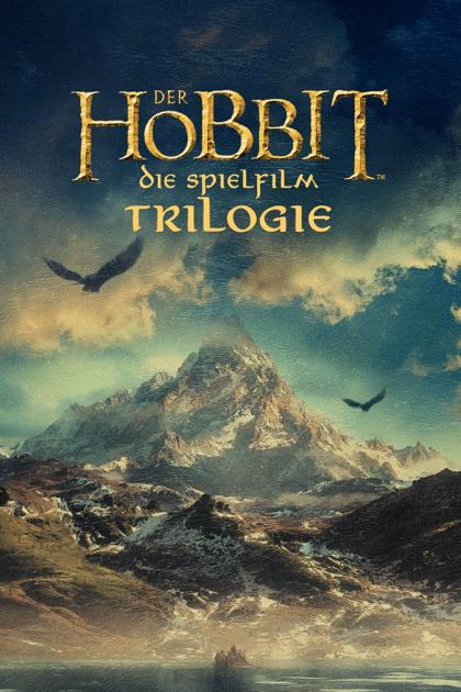 [iTunes] Der Hobbit – Die Spielfilm Trilogie - Bestpreis - HD, iTunes Extras