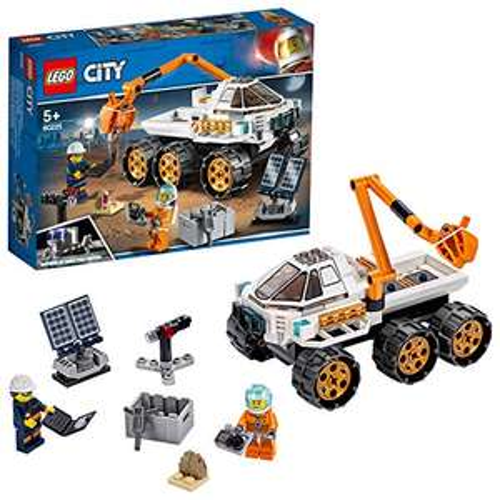 (Prime) LEGO City 60225 Rover-Testfahrt mit 2 Minifiguren