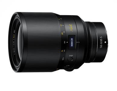 Nikkor Z 58mm f/0,95 Nikon Z Mount