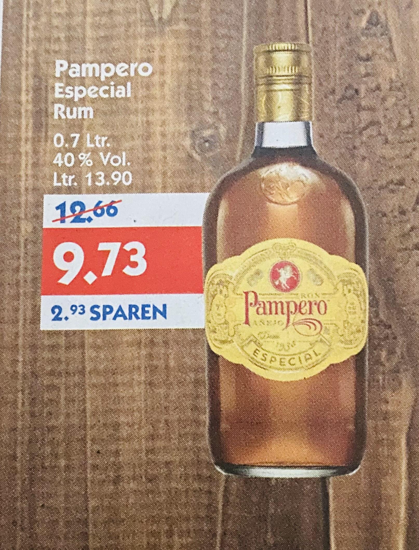 LOKAL: Hol' Ab: Pampero Añejo Especial Rum