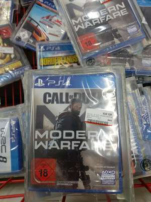 (Lokal Berlin Wedding) Call of Duty Modern Warfare PS4 MM Pankstraße