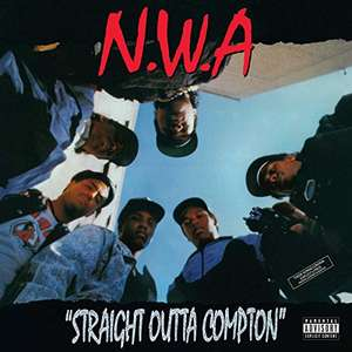 N.W.A - Straight Outta Compton Vinyl (180g) für 9,98€ (Amazon Prime)