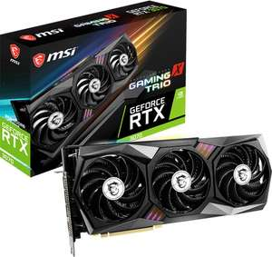 MSI RTX 3070 Gaming X Trio 8GB