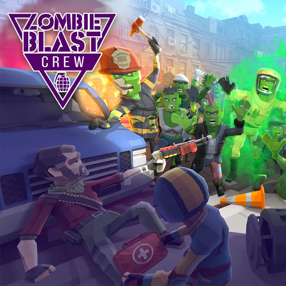 Zombie Blast Crew (Nintendo Switch) kostenlos für Besitzer von Space Pioneer (jetzt für 0,99€)