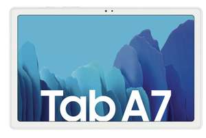 SAMSUNG TAB A7 Wi-Fi, Tablet, 32 GB, 3 GB RAM, 10.4 Zoll, Android 10.0 in SILBER
