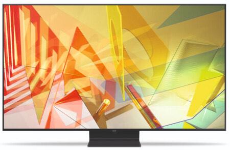 Samsung QLED TV GQ65Q90T, 200€ Cashback, kostenloser Versand