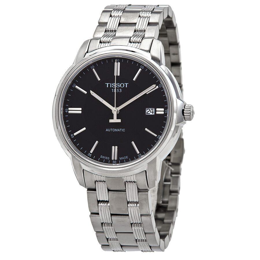 Tissot T-Classic Automatik Uhr T065.407.11.051.00 (ETA 2824-2, Saphirglas, 39mm)