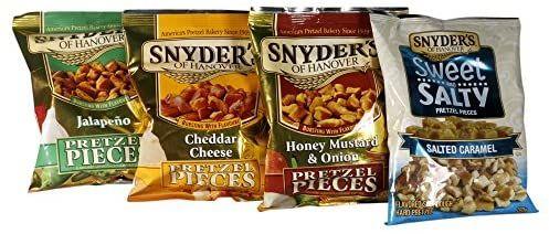 [Aldi Nord] Snyder's Pretzel Pieces für 1,25€ (ab Donnerstag bei Kaufland für 1,27€)