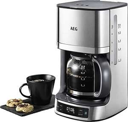 AEG KF 7700 Kaffeemaschine LCD-Display