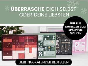 Mysuprise Adventskalender 10€ Rabatt / Foodist Wein-Adventskalender + Beauty Adventskalender für nur 99,90€