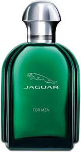 Jaguar Fragrances For Men homme/men, Eau de Toilette, Natural Spray, 1er Pack (1 x 100 ml) [Amazon Prime]