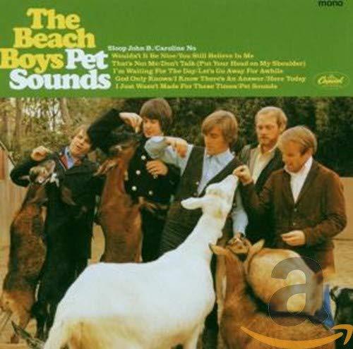 [AMAZON] The Beach Boys - Pet Sounds (Album) Audio CD inkl. AutoRip