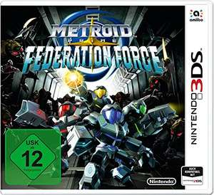 (Prime) Metroid Prime: Federation Force [3DS]