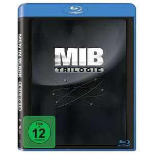 Men in Black - Trilogie [Blu-ray] für 22,99 € @ amazon.de