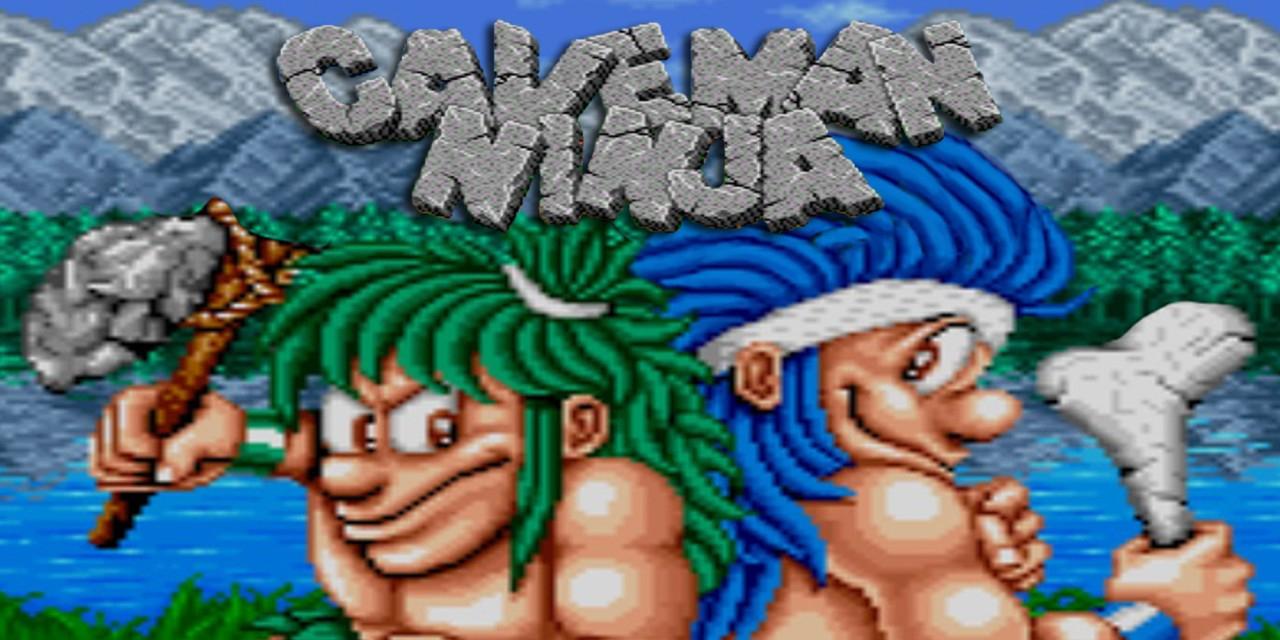 Johnny Turbo's Arcade Joe and Mac Caveman Ninja (Nintendo eShop)