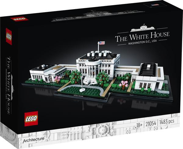 LEGO Architecture 21054 - Das Weiße Haus