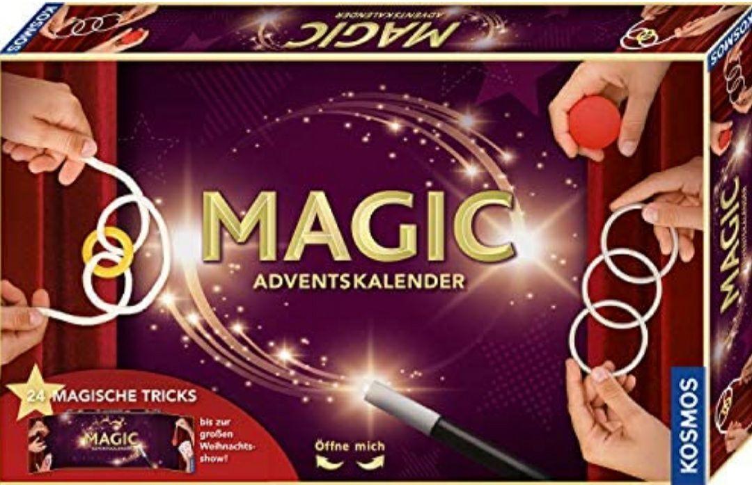 Kosmos Magic Adventskalender (Prime)