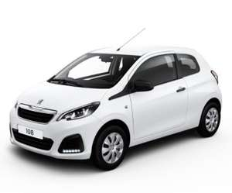 Autokauf: Peugeot 108 Access 1.0 / 72 PS (konfigurierbar) für 7732€ inkl. Überführung - BLP: 10674€