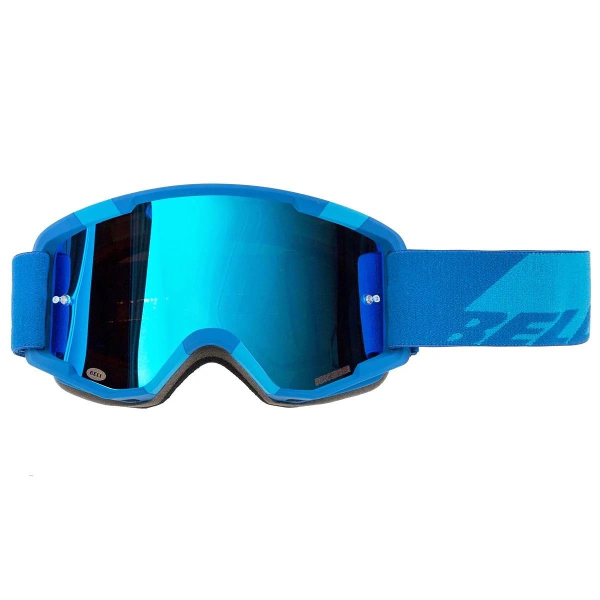 [Maciag Offroad] Bell Descender Goggle Blau