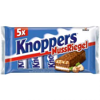 [Kaufland, Aldi Nord] Knoppers Riegel Vorankündigung ab 23.11