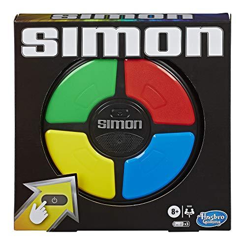 Hasbro Simon elektronisches Merkspiel (E9383) (Amazon Prime)