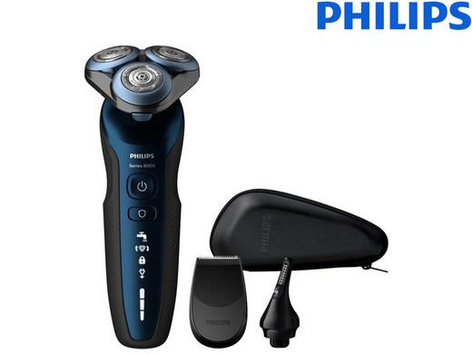 Philips S6650/48 Herrenrasierer mit Präzisionstrimmer