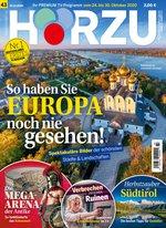 Hörzu Halbjahresabo (26 Ausgaben) für 36 € mit 35 € BestChoice-Gutschein/ 30 € Amazon-Gutschein