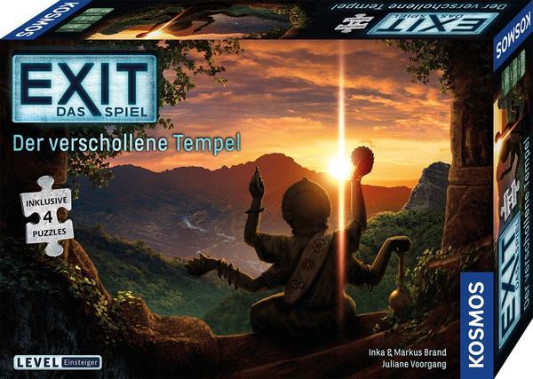 [Thalia KultClub] Exit Spiel + Puzzle (Kosmos) Verschiedene Versionen für 12,79€
